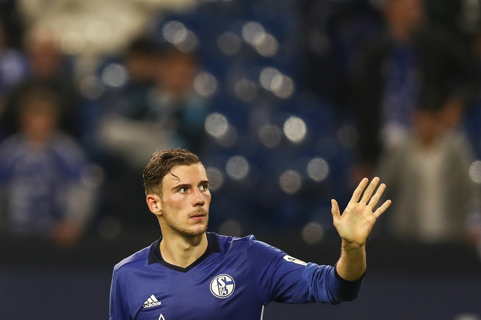 Schalke Official Angry With Bayern Munich Talking About Liverpool Target Leon Goretzka