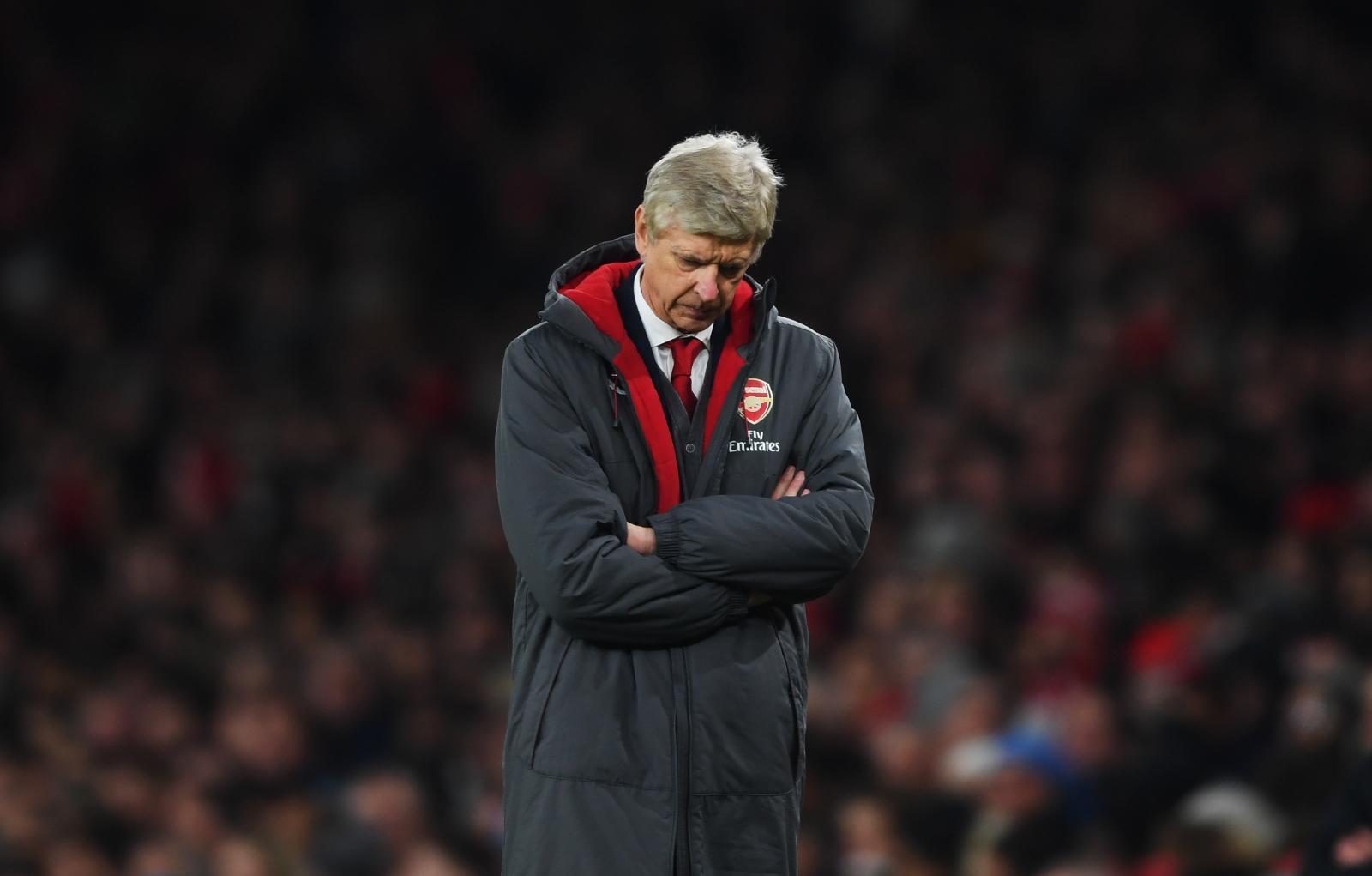 Arsene Wenger says he would have committed suicide