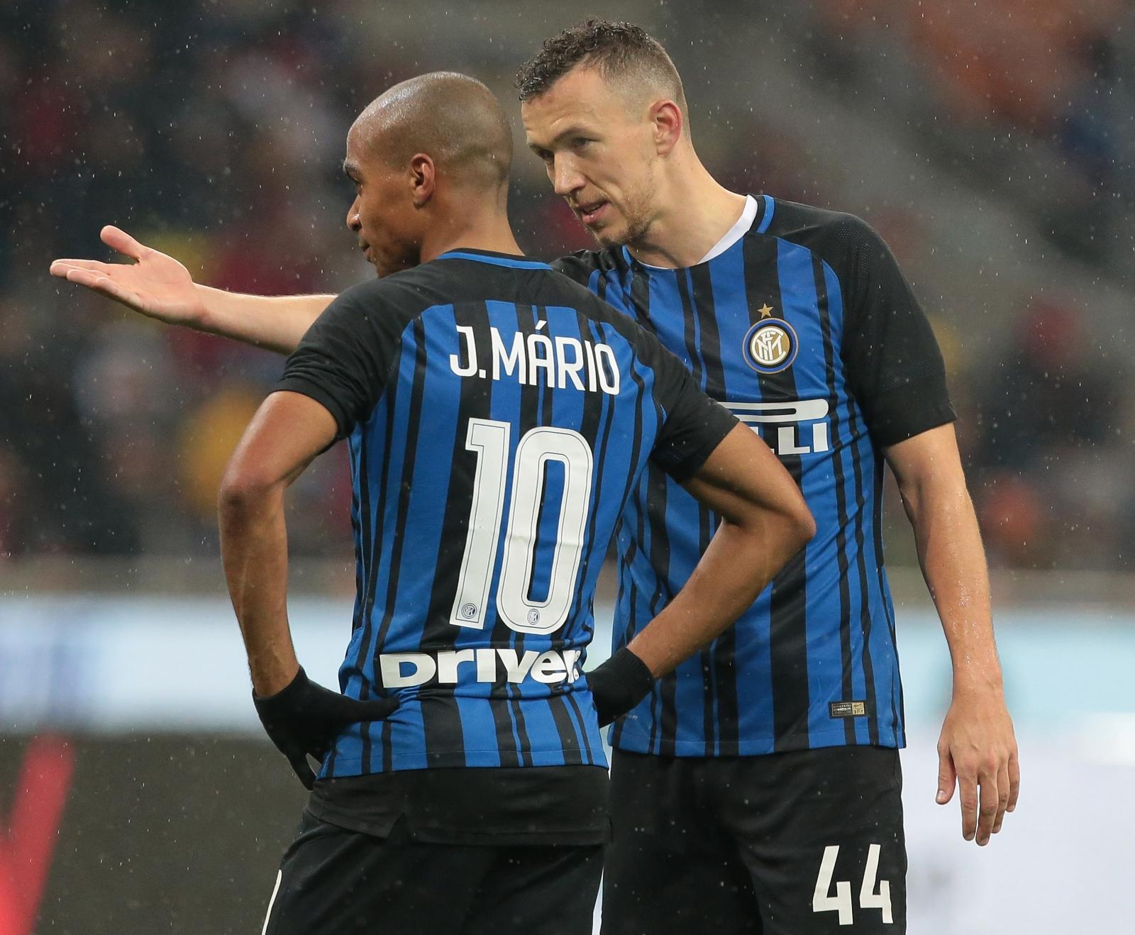 Ivan Perisic and Joao Mario