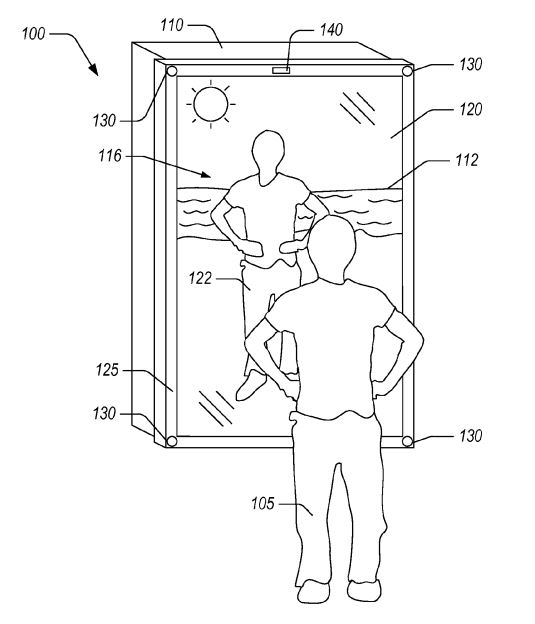Amazon's Virtual Mirror Could Let You Try On Clothes Before Buying