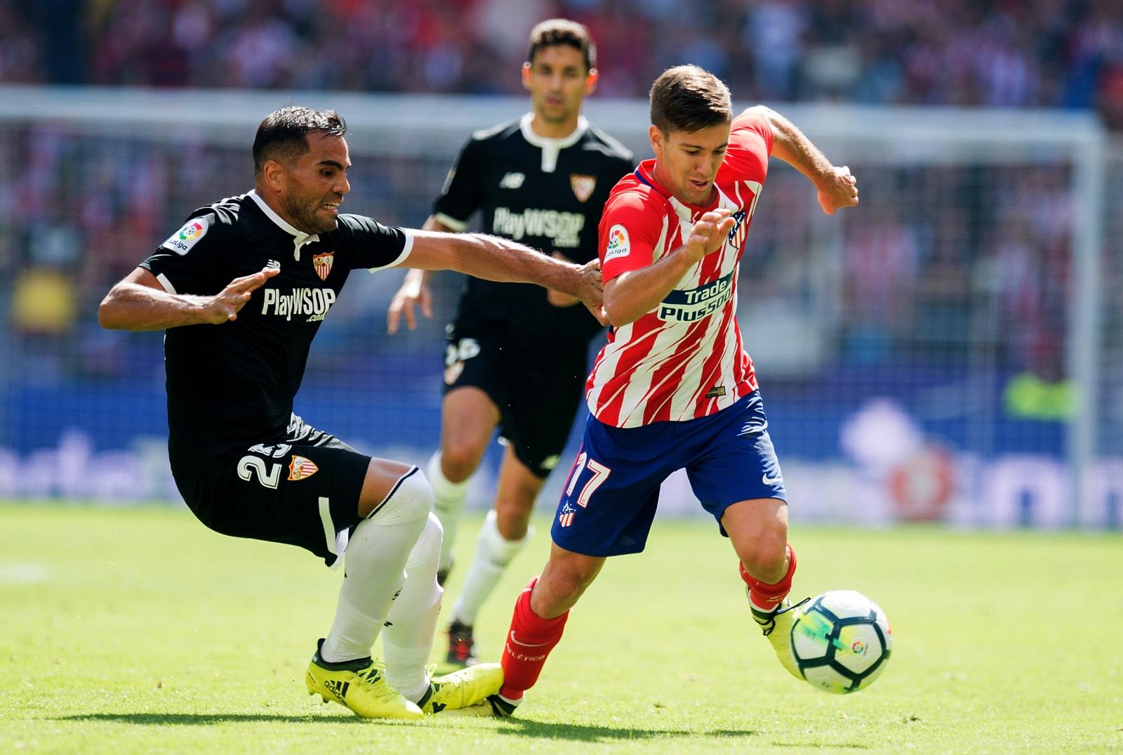 Atletico Madrid loan Vietto to Valencia