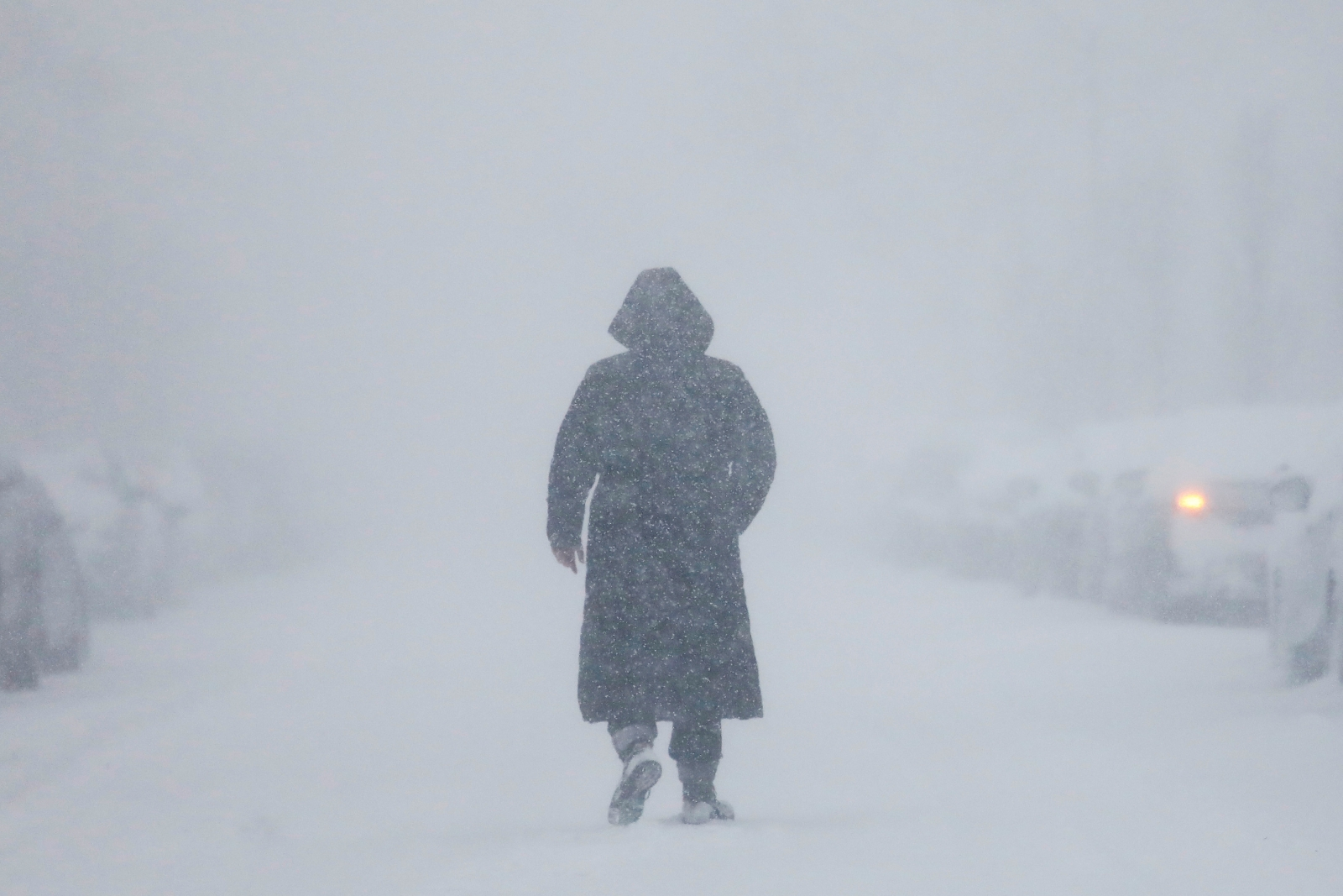 US weather bomb cyclone bombogenesis snow