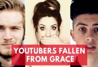 From PewDiePie To Logan Paul - The Most Disgraced YouTube Stars