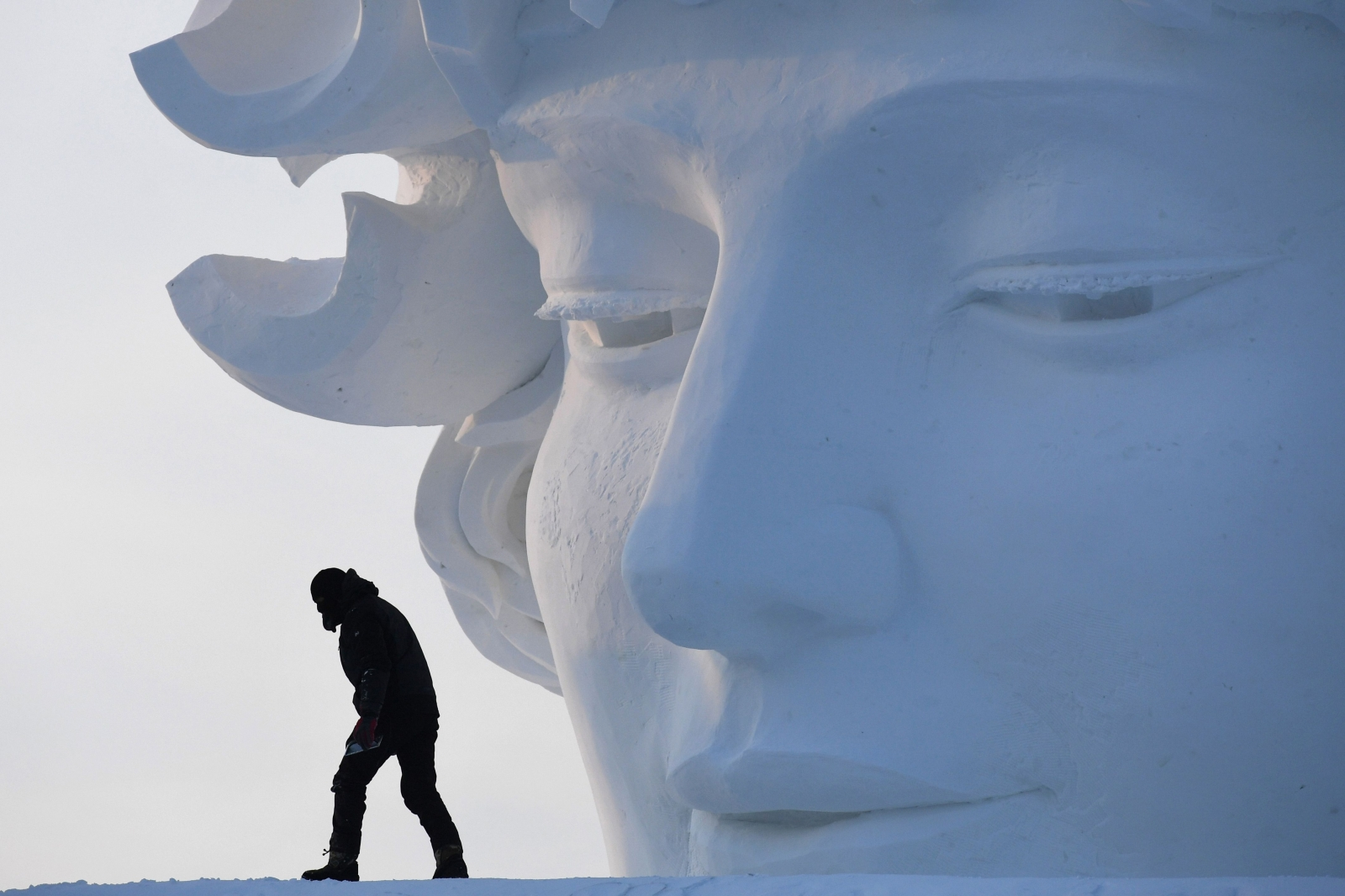 Harbin ice snow sculpture festival