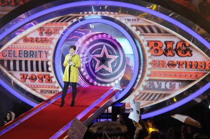 Who is in the Celebrity Big Brother house this year?