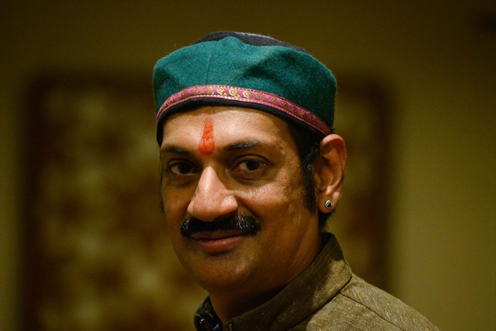 'Prince' Manvendra Singh Gohil