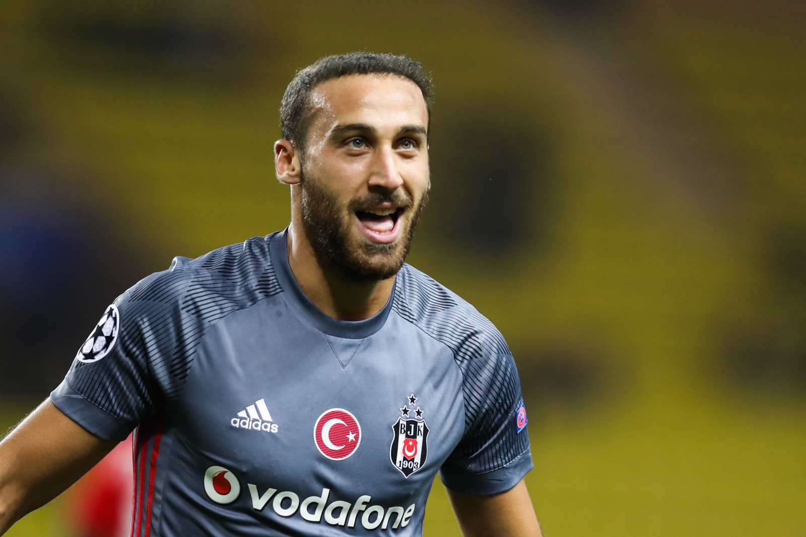 Everton sign striker Tosun on four-and-a-half-year deal