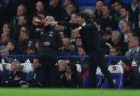 Jose Mourinho-Antonio Conte