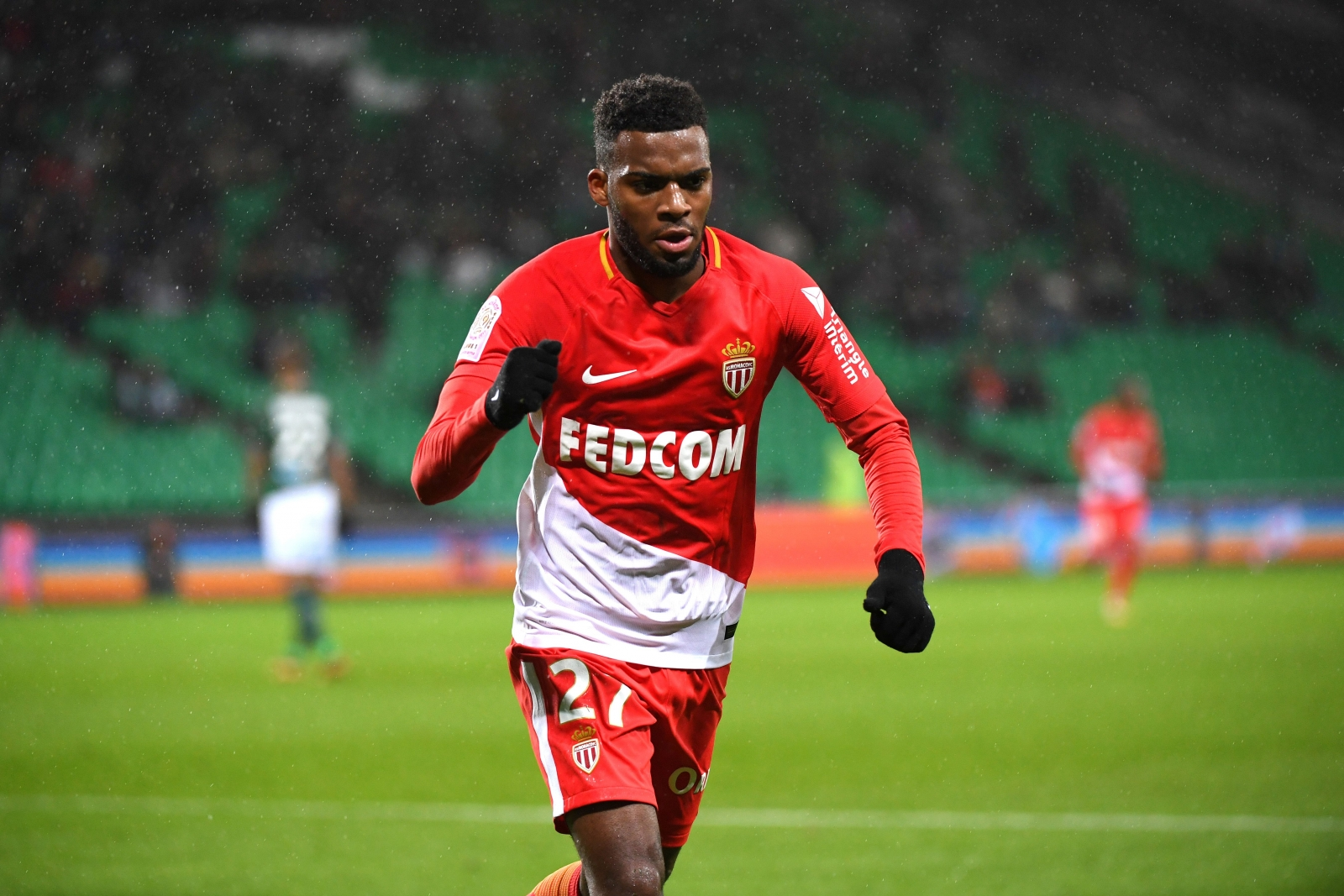 Leonardo Jardim gave an update on Thomas Lemar's situation last night