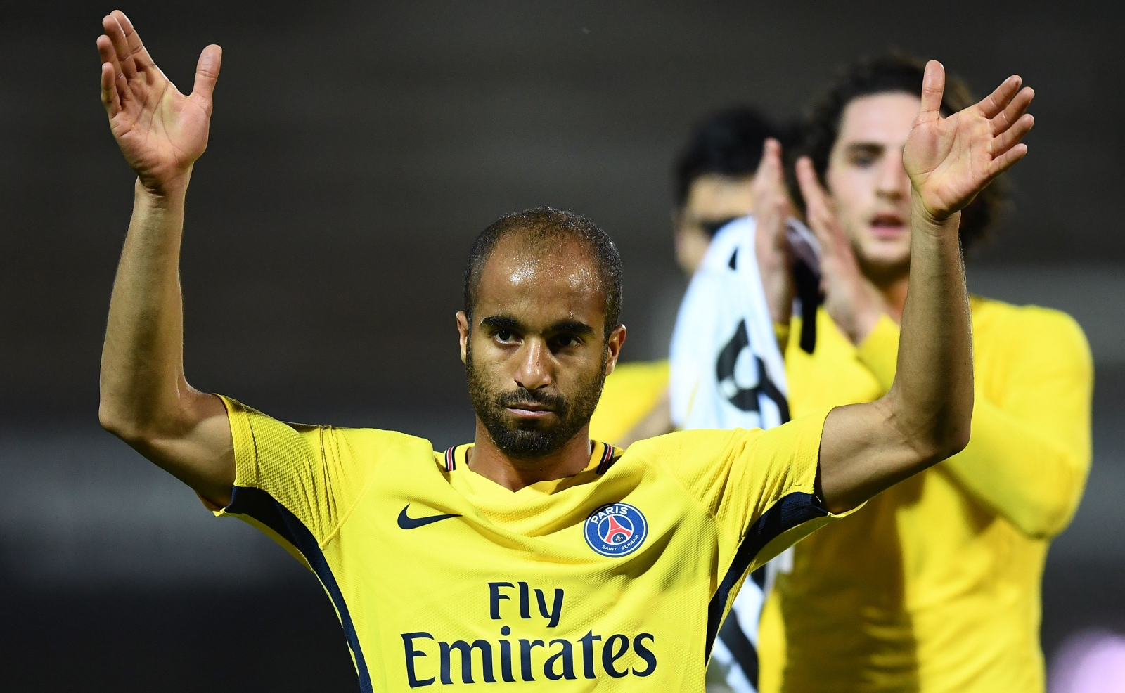 Terms 'agreed' for PSG star Lucas Moura