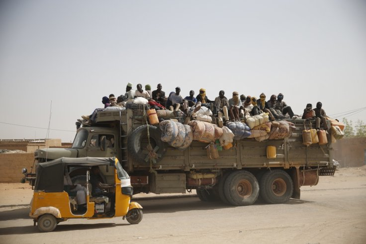 Africa migration and Nigeria