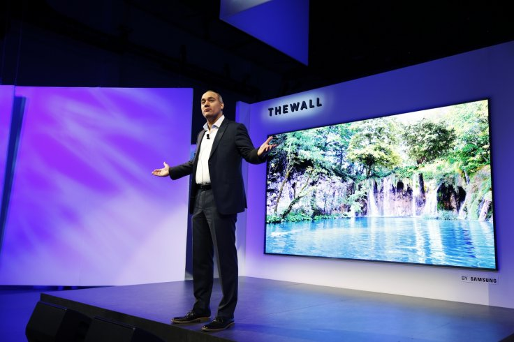 Samsung's The Wall