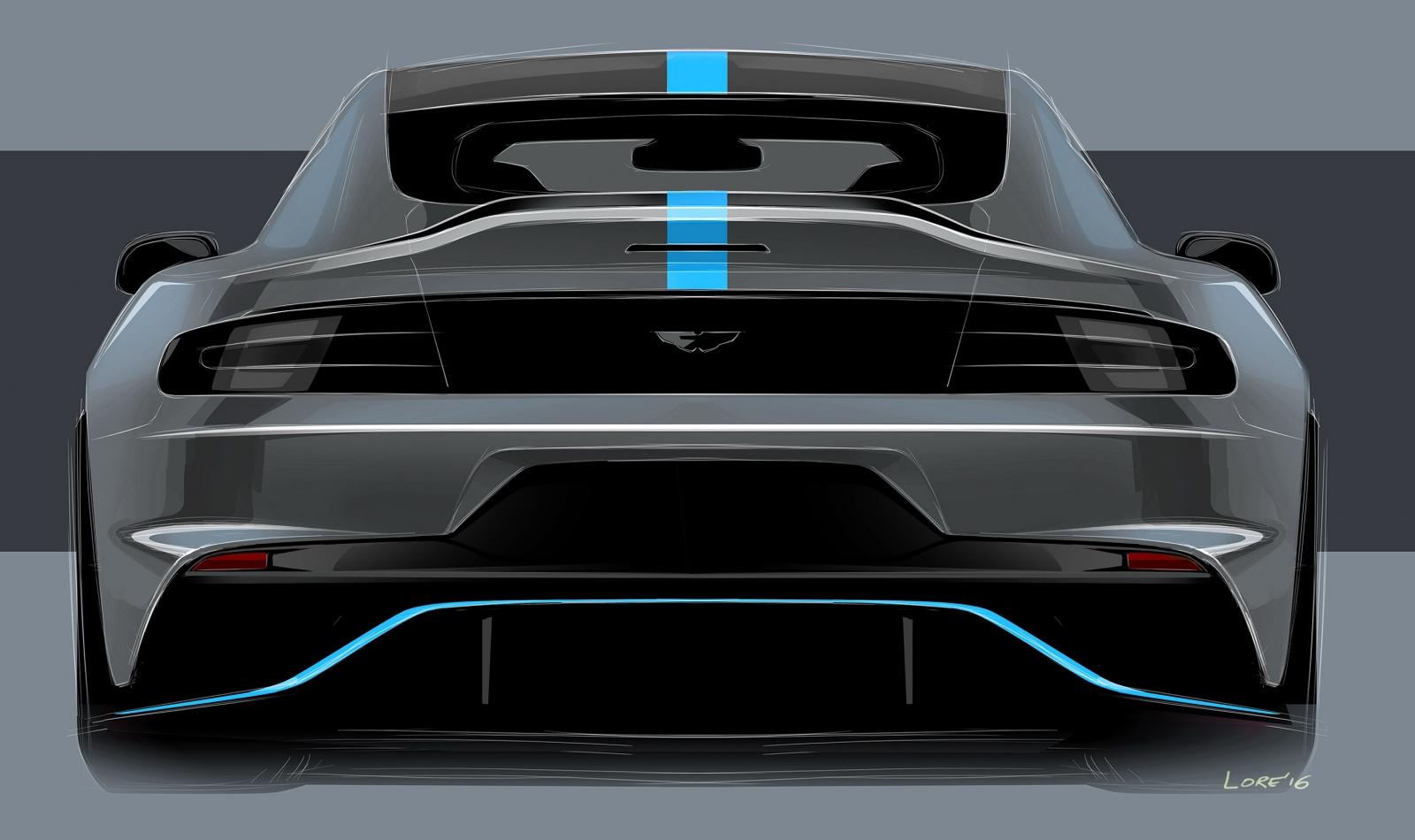 Aston Martin Rapide electric