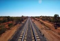 Slow TV the Ghan