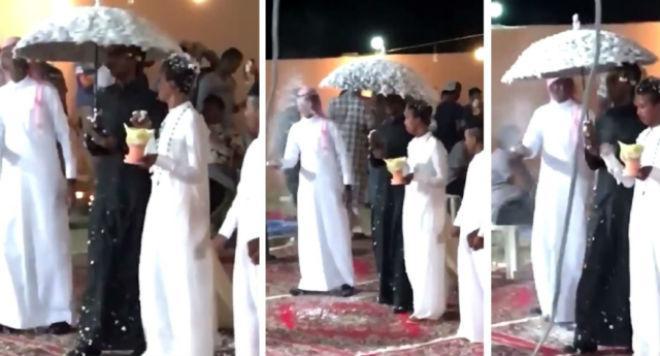 gay wedding Saudi Arabia
