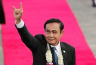 Thailand Prime Minister Prayuth Chan-ocha