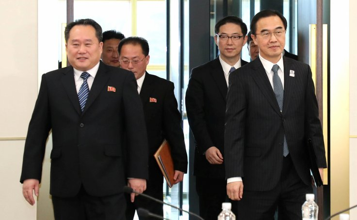 North Korea talks