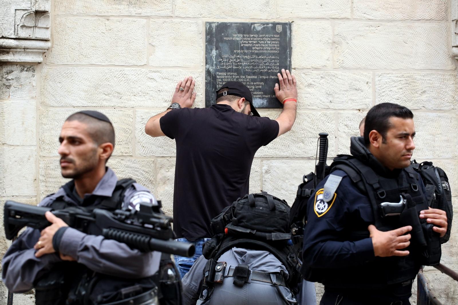 Israel Palestine confflict