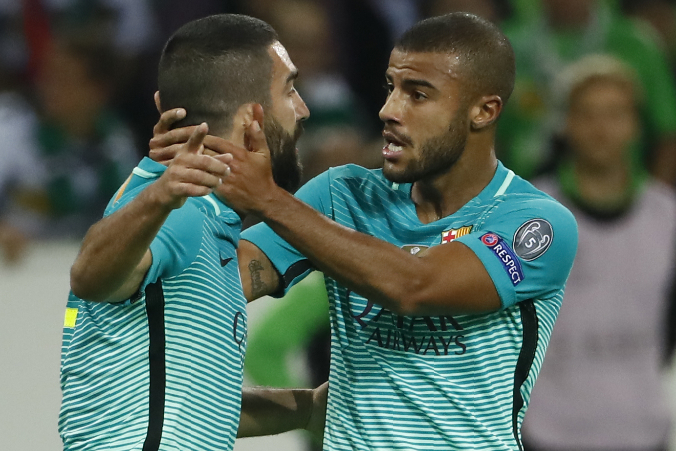 Arsenal cause problem in Inter Milan's move for Rafinha