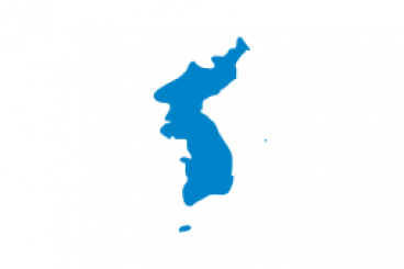Korean unification flag