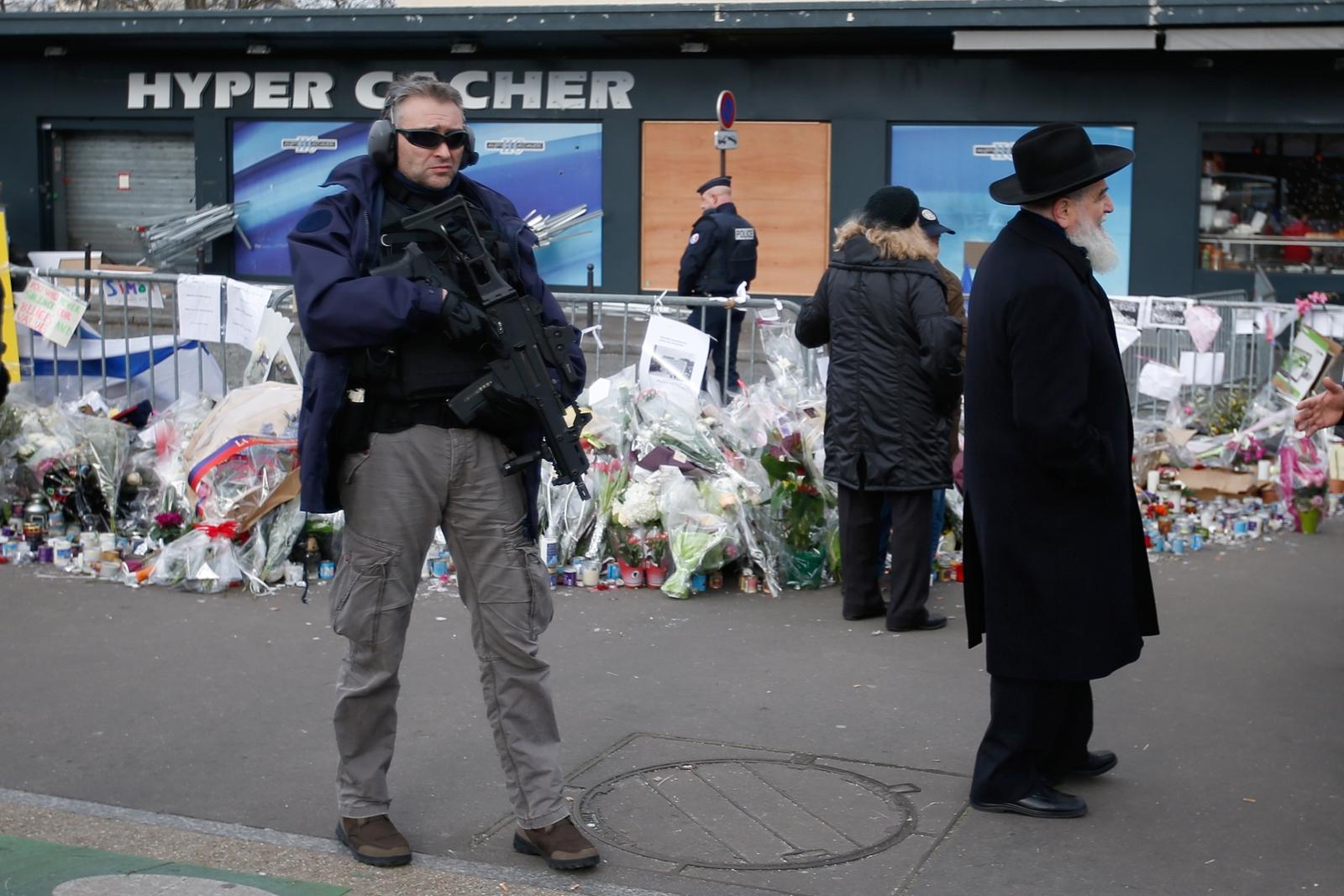 Hyper Cacher supermarket attack Paris