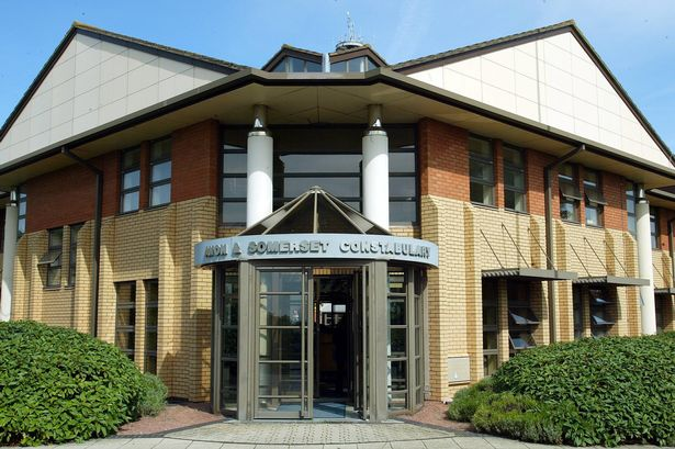 A police officer who was once hailed a hero has been sacked for sharing racist posts at a hearing at Avon and Somerset Police HQ in Portishead