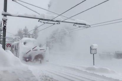 Snow Switzerland Zermatt