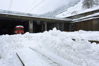Snow Switzerland Zermatt