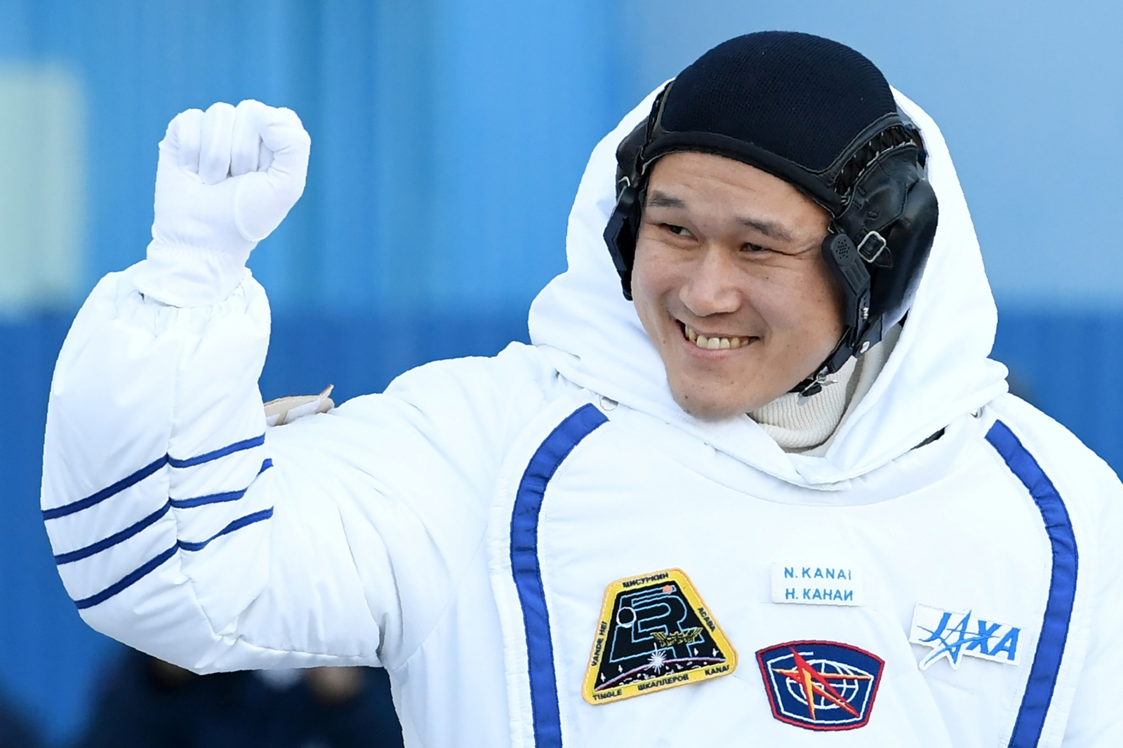 Japanese astronaut anxious after growth spurt in space