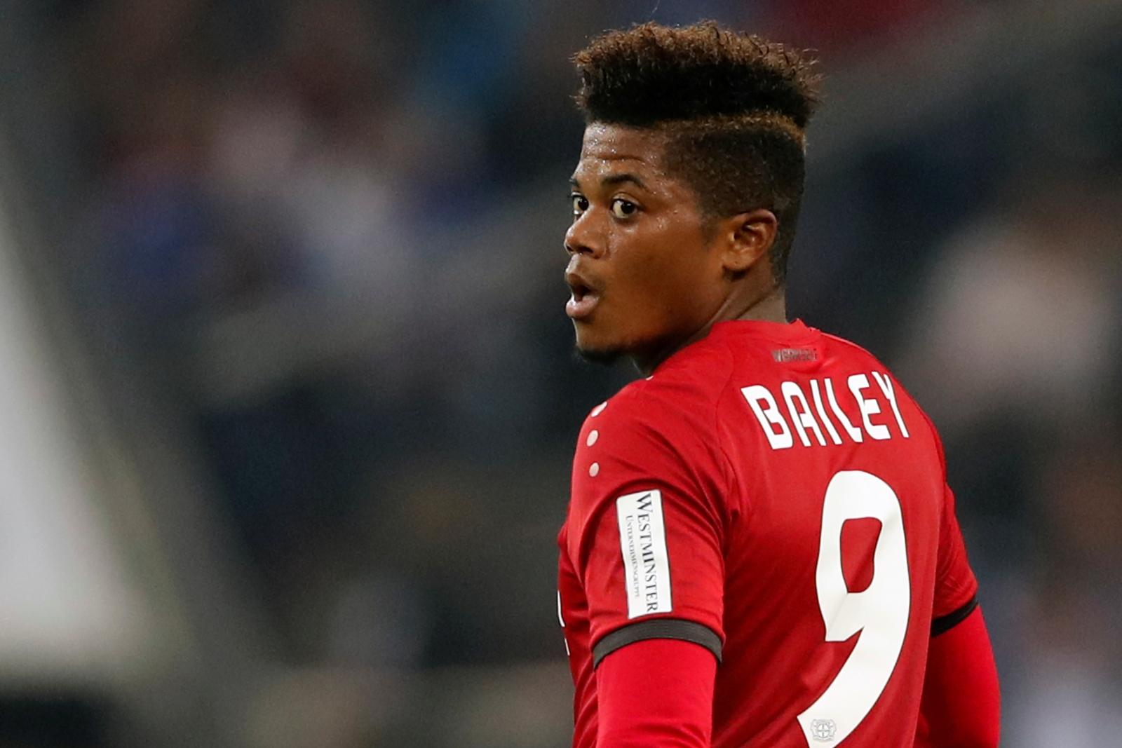 Bayern Leverkusen star Leon Bailey reveals Premier League ...