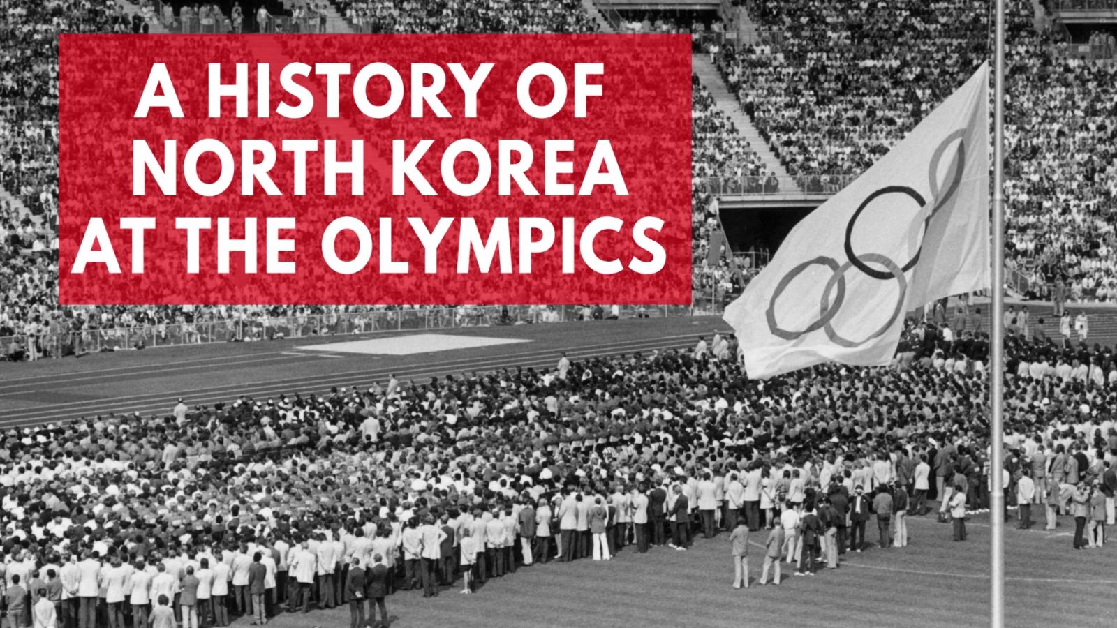 A History Of North Korea At The Olympics