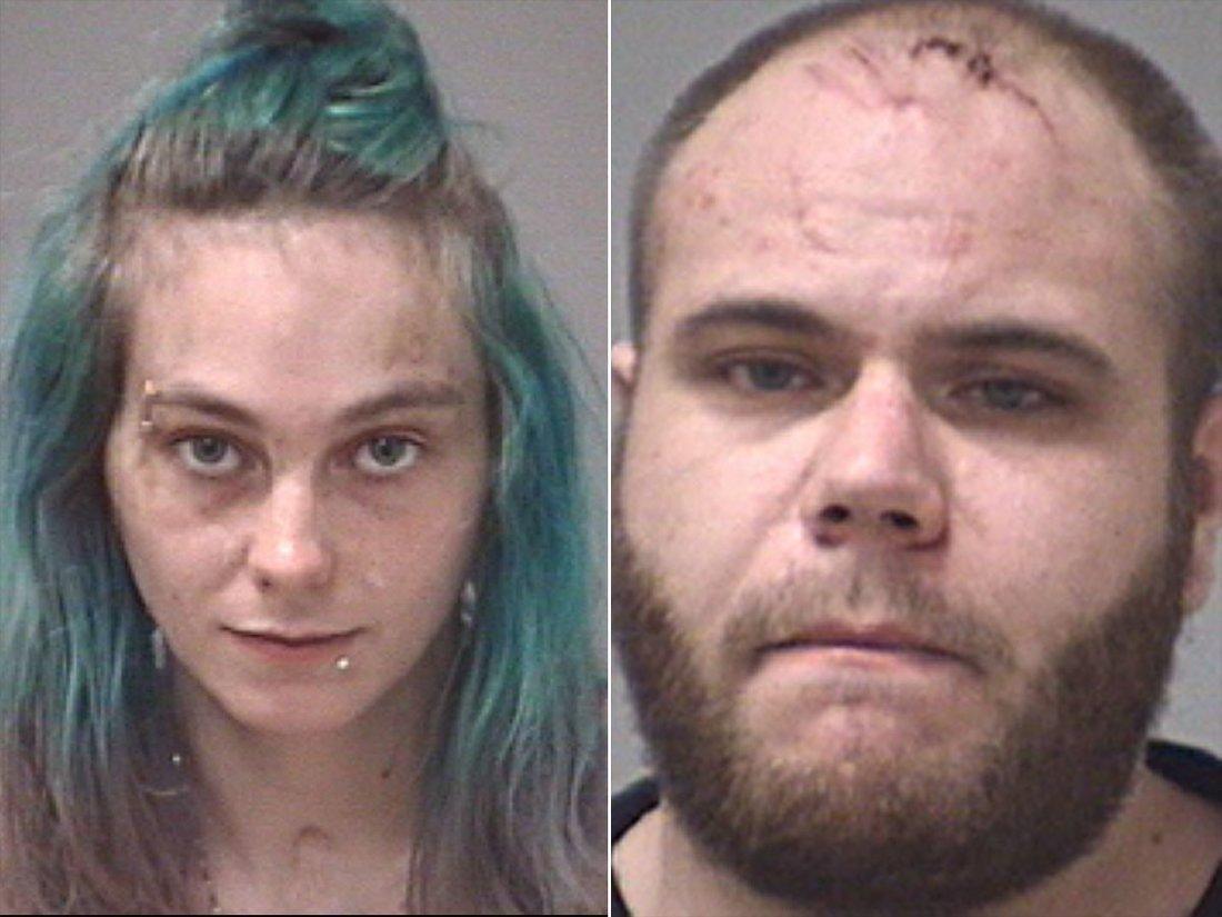 Murder couple