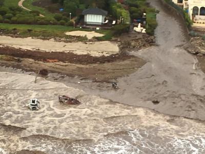 California Mudslide