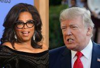 Trump Oprah