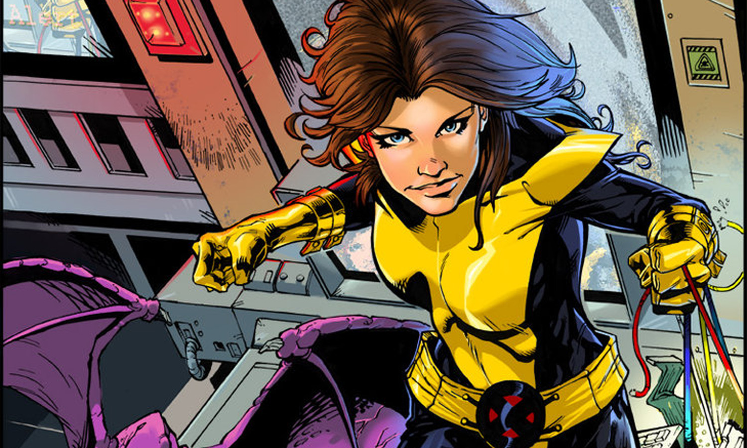 'Kitty Pryde' Movie in Development at Fox by 'Deadpool' Director Tim Miller