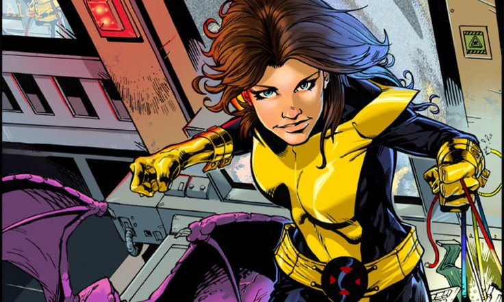 X-Men Kitty Pryde