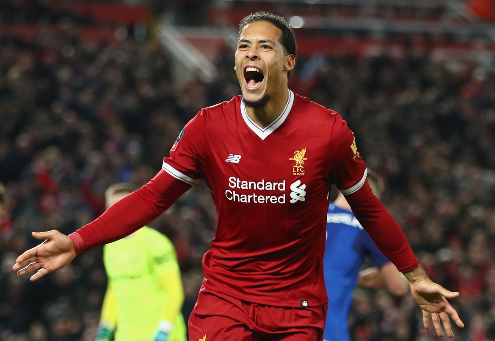 Van Dijk hits back at critics after rocky Liverpool start