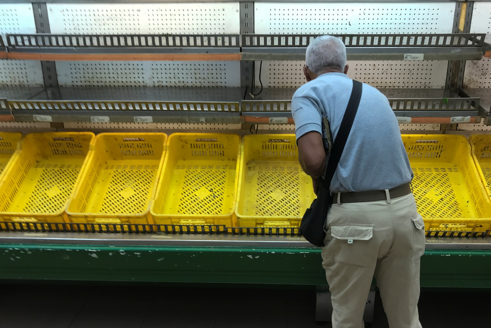 Venezuela food shortages