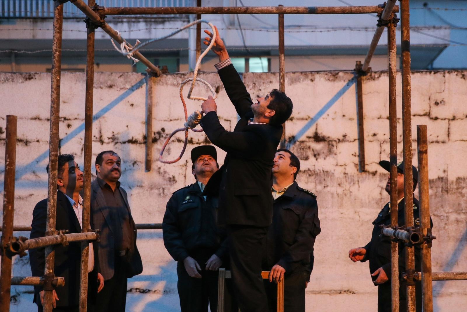 Iran execution