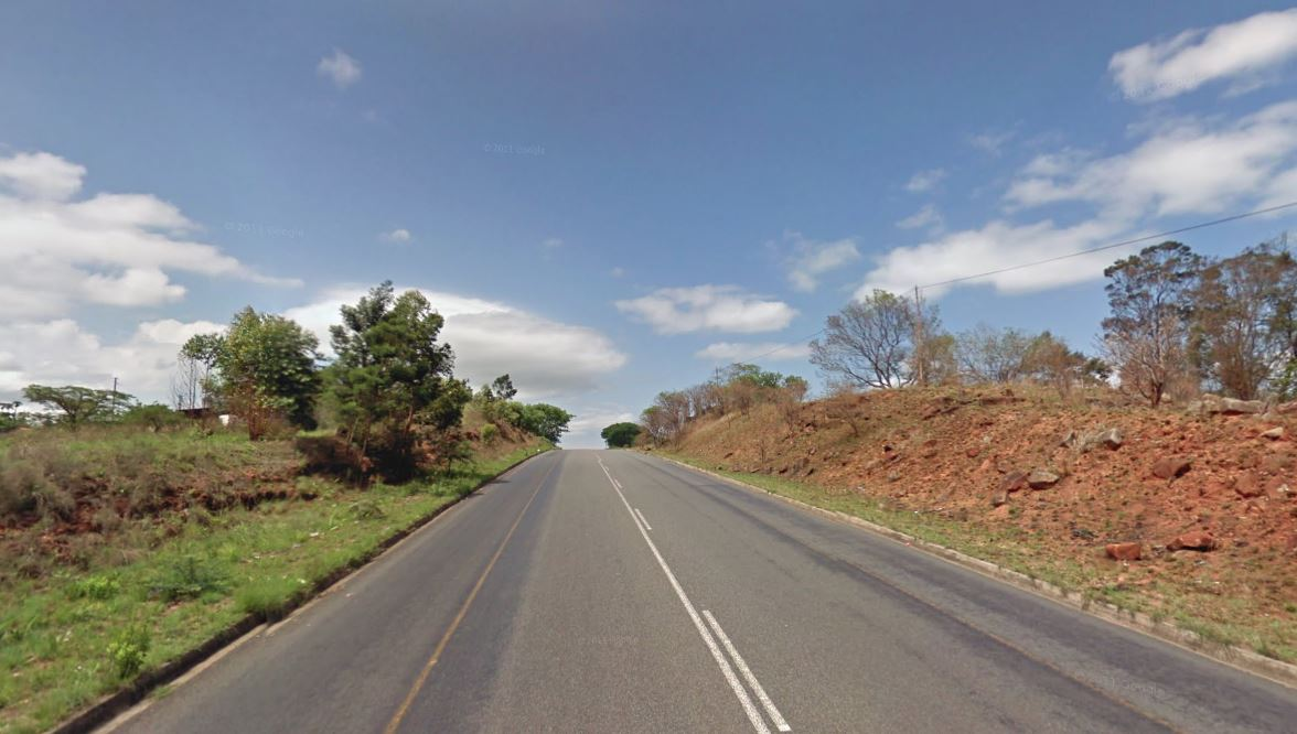 South Africa Road