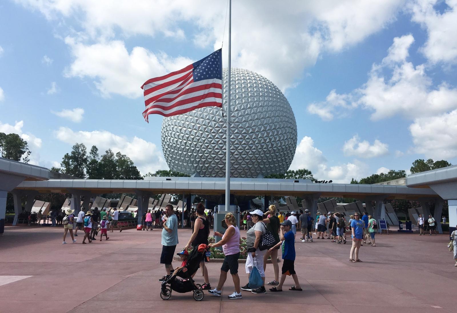 Epcot Center Walt Disney