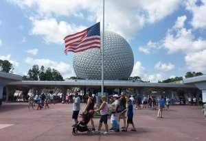 Epcot Center Walt Disney