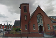St Joseph's Church Gorton Road