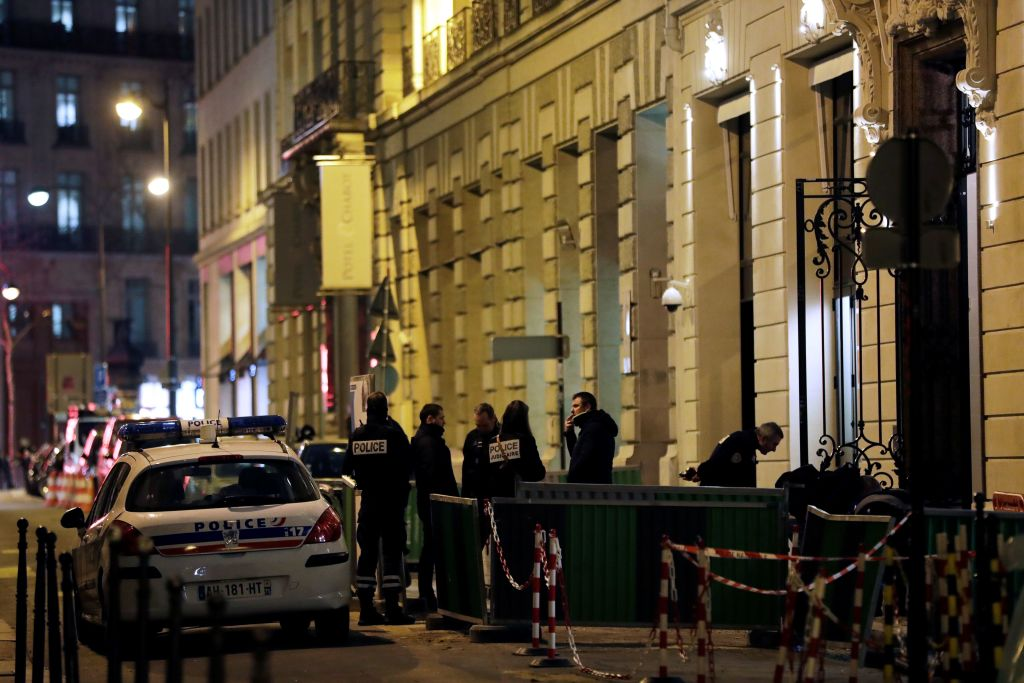 ritz paris robbery