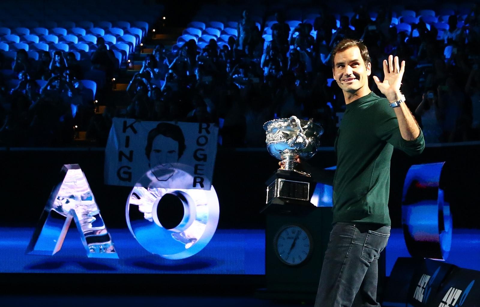 Roger Federer, Rafa Nadal get easy opponents in Australian Open draw