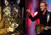 Sting Wolf Video Game