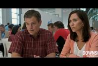 Downsizing exclusive clip: Matt Damon and Kristen Wiig become millionaires