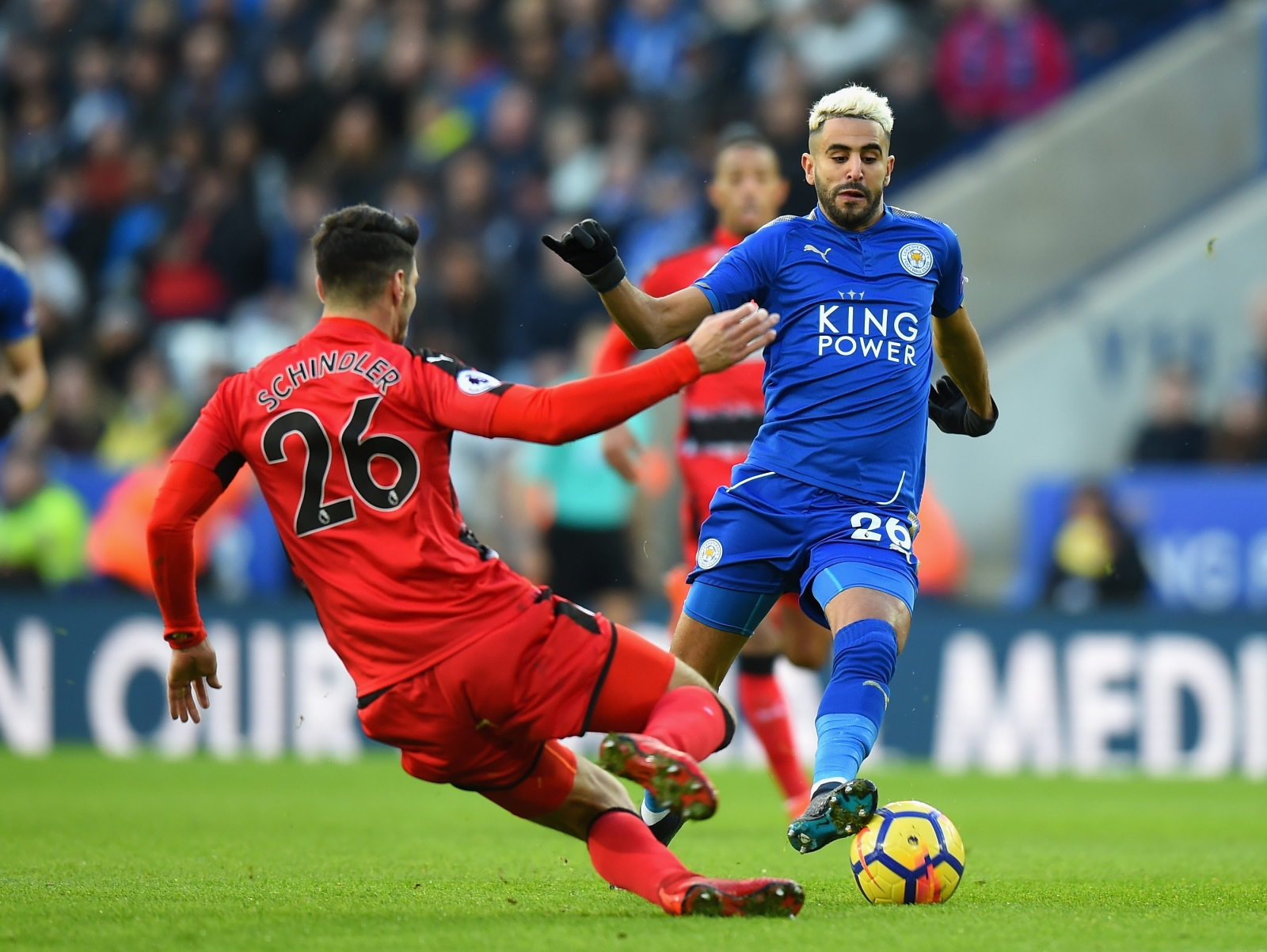 Report: Mahrez prefers Arsenal move over Liverpool