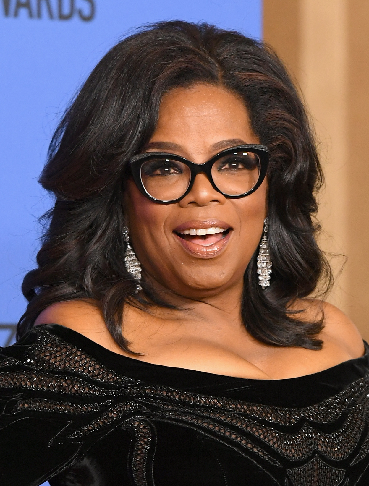 Oprah says she's waiting for God to tell her to run for ...  Oprah says she&...