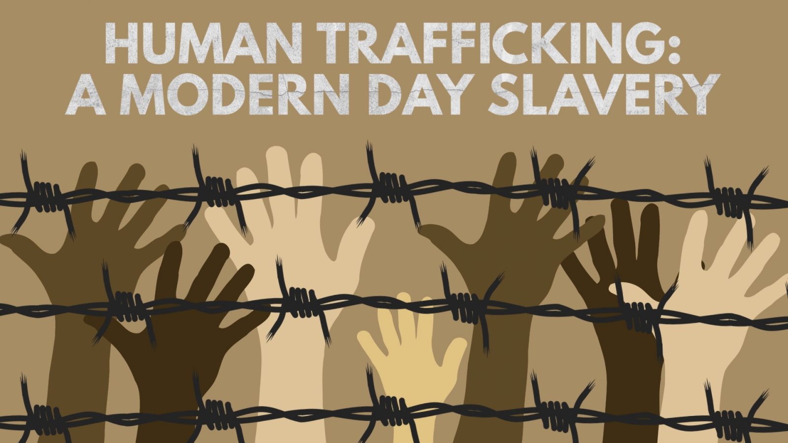 Human trafficking: A modern day slavery